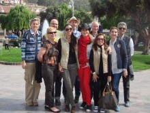 Members of the Latin American Acquisitions Committee in Cusco, Peru 2012