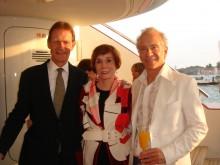 Sir NicholasSerota, Norah and Norman Stone