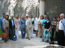 Members of the Latin American Acquisitions Committee at Venice, 2005