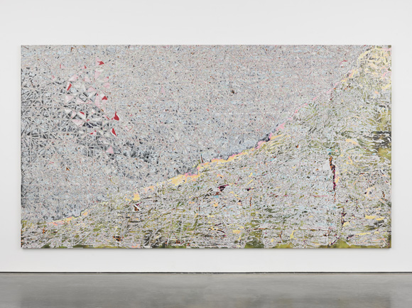 Tate Americas Foundation acquires Mark Bradford painting for Tate Collection