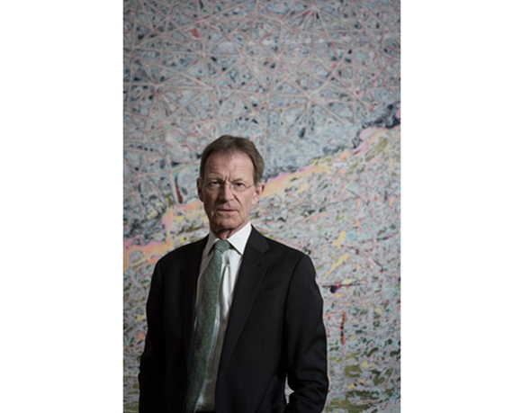Tribute to Sir Nicholas Serota